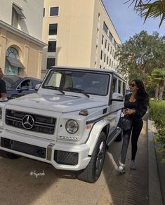 Image in CAR 😜 collection by Martina_Cerreduela💚 G Class, Luxury Cars, Find Image, Dream Cars, Benz, We Heart It, Vehicles, Instagram, Girl Boss