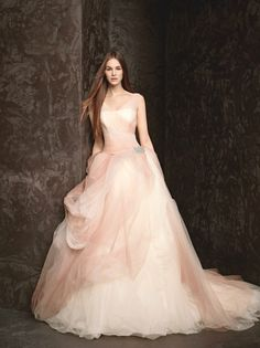 This ombre wedding gown is stunning provestra skinception coupon blushing bride fandeluxe Gallery