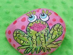 Yelli Kelli...painted Rocks