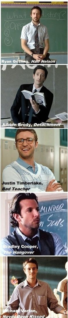 If my teachers looked like this I would have refused being homeschooled