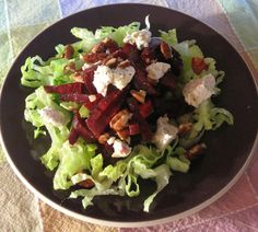 Mediterranean+Food+Recipes | ... Mediterranean diet salad recipe. And hey, the beets, goat cheese and