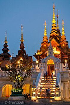 Mandarin Oriental Dhara Dhevi   Chiang Mai   Thailand