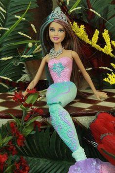 Barbie Mermaid Doll