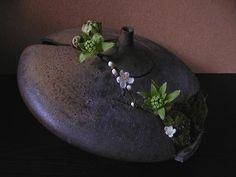 Resultado de imagem para ikebana horizontal
