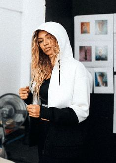 Beyoncé for Ivy Park Autumn/Winter 2016 collection