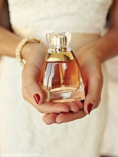 ❧ Un trésor dans les mains ❧