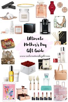 Ultimate Mother's Day Gift Guide - 25 Gift Ideas 2019 - in love at midnight Mothers Day Gifts Easy, Business Organization, Practical Gifts, Beauty Routines, Apartment Ideas, Gift Guide, Bathroom Ideas, Skincare, Gallery Wall