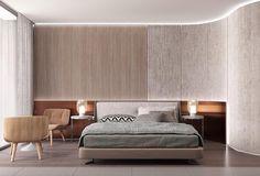 いいね!12.9千件、コメント41件 ― A Designer's Mindさん(@adesignersmind)のInstagramアカウント: 「Bedroom inspiration... Project by: Faith Beserek Image via: behance #homedesign #lifestyle #style…」