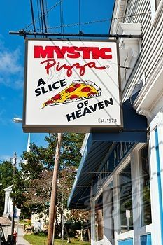 Mystic, Connecticut for lunch