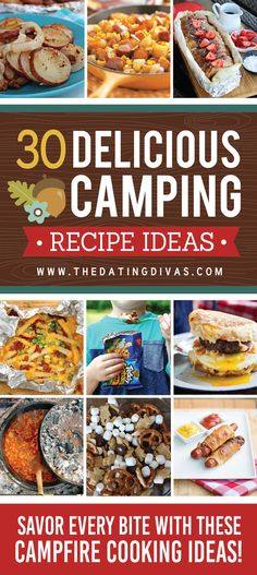 Actually really good healthy easy ideas for camping food for a 100 camping ideas hacks tips from forumfinder Gallery