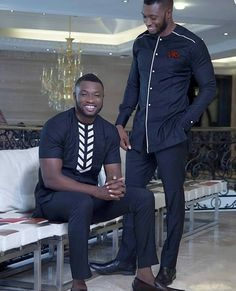 Hello guys, Going on a date and thinking of what to wear? try out these unique Ankara styles for men, you ll love it. Most African men tend to choose calm African Attire For Men, African Clothing For Men, African Shirts, African Wear, African Dress, Nigerian Men Fashion, African Men Fashion, African Women, Ankara Styles For Men