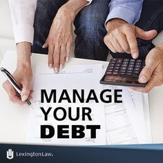 Credit-Tip-Tuesday!   Paying more than the minimum each month will help you pay off debt more quickly.