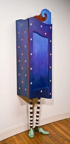 stella whimsical cabinet by meg romero studio carolyn funky furniture