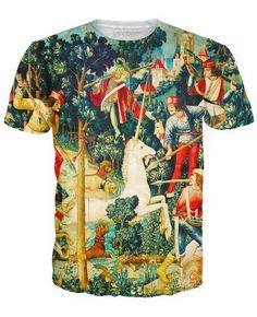 Unicorn Hunting T-Shirt - RageOn