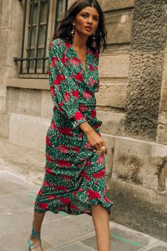 La Rue by Sophie and Lucie ©Pipi Hormaechea Boho Fashion, Autumn Fashion, Fashion Looks, Fashion Outfits, Womens Fashion, Looks Chic, Looks Style, Spring Summer Fashion, Spring Outfits