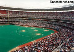 Riverfront Stadium, Cincinnati, Ohio