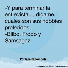 Sus hobbies preferidos. #humor #risa #graciosas #chistosas #divertidas