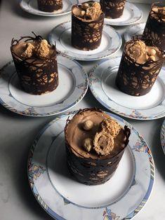 Probekochen für Weihnachten - die Nachspeise Nougat Torte, Pudding, Cake, Desserts, Photography, Food, Pies, Kuchen, Chocolate Hazelnut