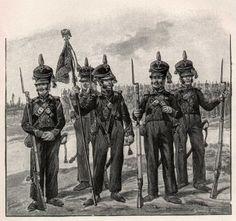 les marins de la Garde