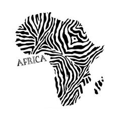 "Style and Apply World Africa Wall Decal Size: 24"" H x 23"" W, Color: Gold"