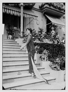 Baroness de Guestre 1913