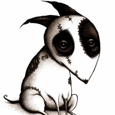 D23 Expo: Tim Burton's Frankenweenie at Why So Blu?