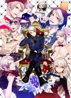 Prussia- Gilbert! Hetalia!