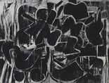 Willem de Kooning - abstract expressionist