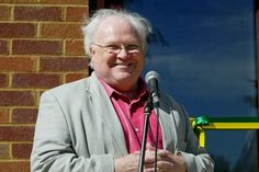 Colin Baker. Picture by ARM Images.