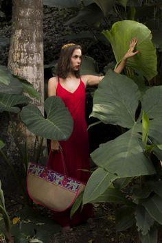 Get the summer look! handbag/beachwear/beach handbag/summer style