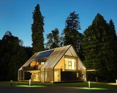Niederösterreichischer Holzbaupreis - Passivhaus - Eisenstraße