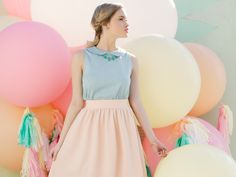 Pastel fashion by Everly