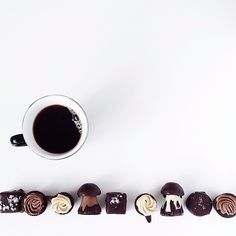 Coffee + chocolate | The Fifth Watches // Minimal meets classic design: www.thefifthwatches.com