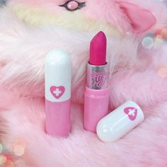 Sugarpill lipsticks coming on january 2016 | makeup | beauty collection | pastel colors | hot pink