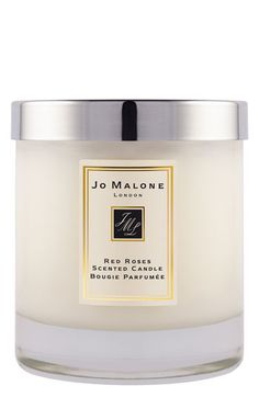 Jo Malone Red Roses Scented Home Candle