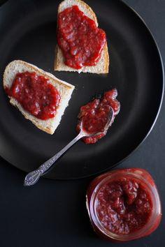 Strawberry Jalapeño Jam Recipe