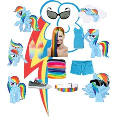 Rainbow Dash outfit!