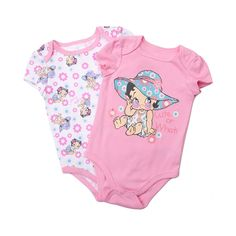 938ac8e7e91 Shop for Infant Betty Boop 2pk Onesie in Pink at Journeys Kidz. Shop today  for