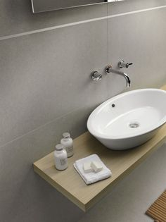 #Marazzi Zeroquattro | ceramic and stoneware for bathroom renovation