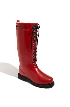 Ilse Jacobsen Hornbæk Rubber Boot available at #Nordstrom