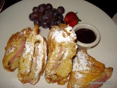 Monte Cristo at Cafe Orleans (also full restaurant review)