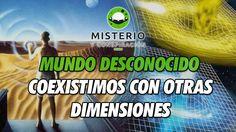 Mundo Desconocido - Coexistimos con otras dimensiones - http://www.misterioyconspiracion.com/mundo-desconocido-coexistimos-otras-dimensiones/