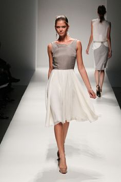 How wearable is this? ADEAM Spring '13 (from Tokyo fashion week)