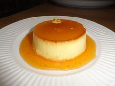 Too many eggs? Down to Earth's creme caramel Recipe.