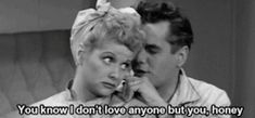 gif love kiss 50s gif set marriage lucille ball i love lucy desi arnaz lucy and ricky