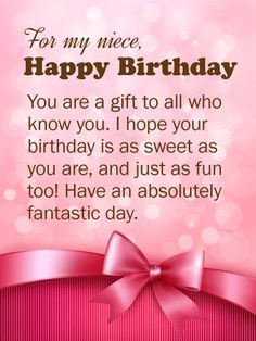 Birthday Wishes For Niece Poems : birthday, wishes, niece, poems, Niece, Poems, Ideas, Birthday, Wishes,, Happy, Niece,, Quotes