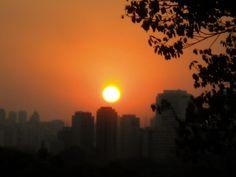 Praça do Pôr do sol - SP - Brasil