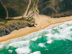 #Beach Praia da Cordoama, Algarve, Portugal | via http://blog.turismodoalgarve.pt