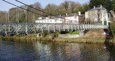 Daly's Bridge, Cork, known as the Shakey Bridge