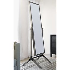 Enlarge and brighten your space with decorative mirrors from Crate and Barrel. Browse a variety of styles including full length and wall mirrors.